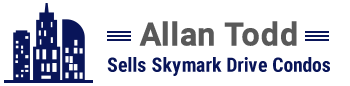 Allan Todd Sells Skymark Drive Condos